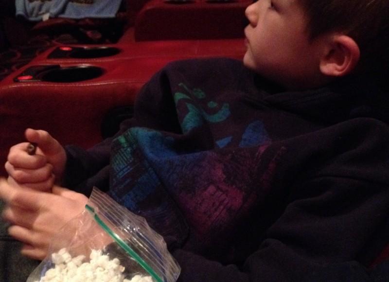 Movie Theater Success!!