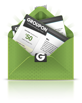 Frugal Friday: Groupon!