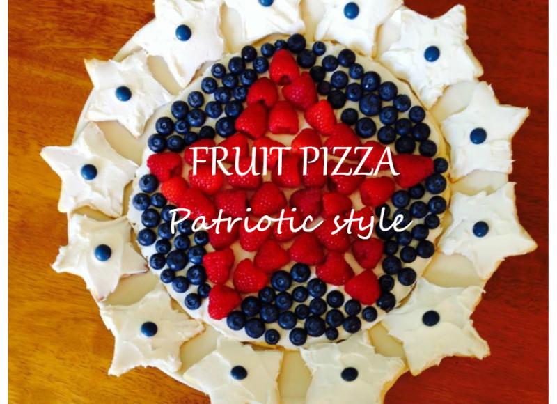 Fruit Pizza!
